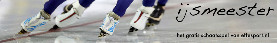 IJsmeester 2016 - gratis schaatsspel