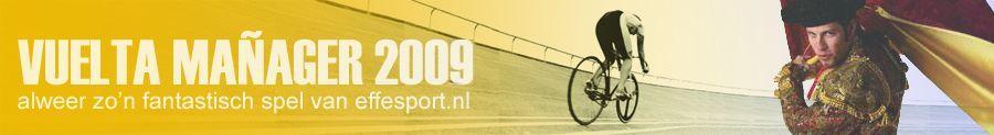 Vuelta Manager van effesport.nl